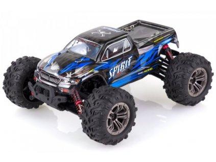 Spirit 4WD 1:16 2.4GHz RTR - modrý- 9135  + Nanopodložka, loupač, nebo desinfekce