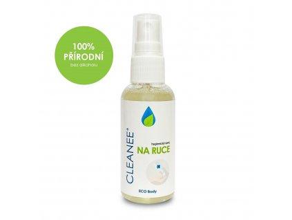 CLEANEE hygienický sprej na ruce - přírodní 50 ml