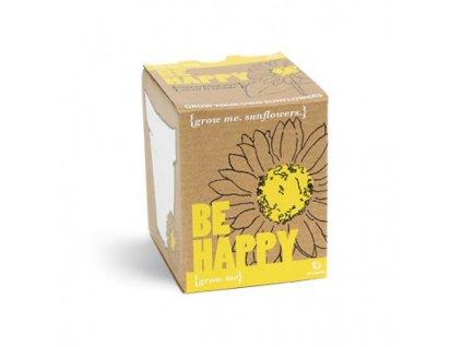 Grow me: Rozesmátá slunečnice