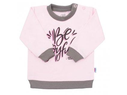 Kojenecké tričko New Baby With Love
