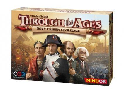 Through the Ages: Nový příběh civilizace  + Dárek zdarma