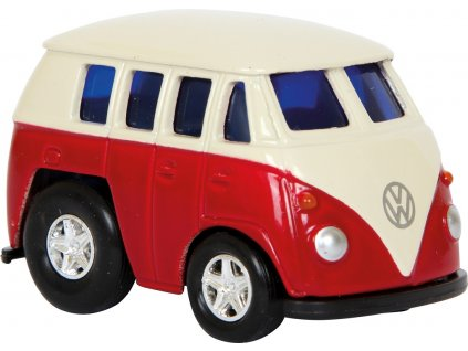 Welly Modely automobilů 1 ks Volkswagen autobus Welly Modely automobilů 1 ks Volkswagen autobus