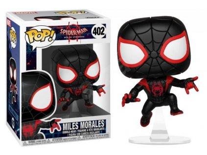 POP! Bobble Marvel: Spider-Man Animated: Spider-Man Miles
