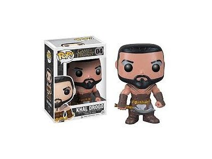 POP! Vinyl: Game of Thrones: Khal Drogo