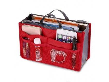 Organizér do kabelky (Červený)