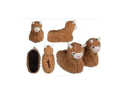 Bačkory lama (Velikost 31-32)