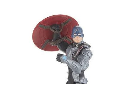 Avengers filmová akční figurka 15 cm - Captain America
