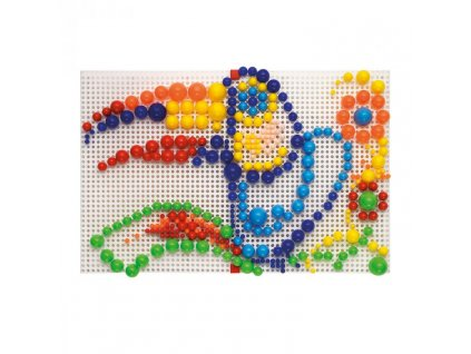 Quercetti FantaColor Modular 2 – mozaika