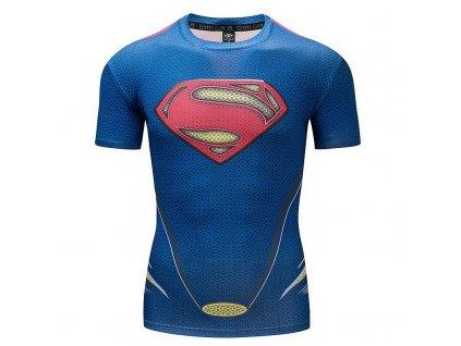 Sportovní tričko - Superman (Velikost XXL)