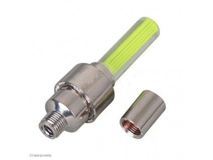 Svítící ventilky - jednobarevné (Žluté)