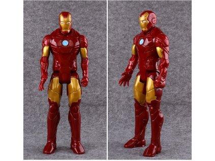 Akční figurka Iron Man - 30 cm (Bez krabice)