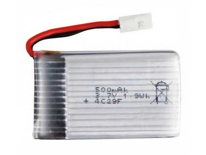 3.7V 500mAh Li-po X5-11/X5C-11 battery