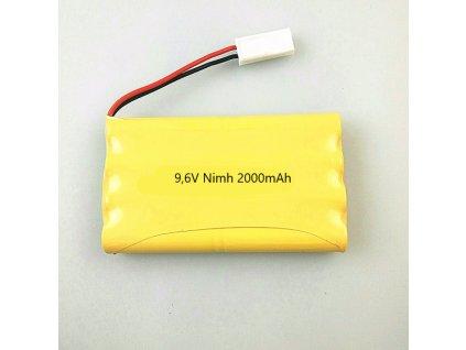 Akumulátor 9,6V 2000mAh - pro Big crawler