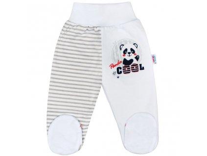 Kojenecké polodupačky New Baby Panda