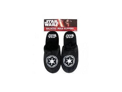 Bačkory Star Wars - Galactic (Střední (EU 38-41))