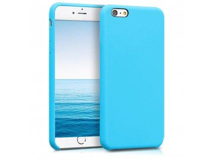 Silikonový kryt pro iPhone 7 Plus / 8 Plus - modrý
