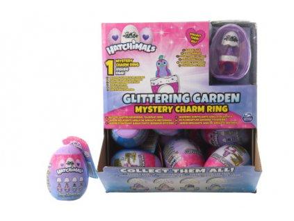 Hatchimals Prstýnek ve vajíčku