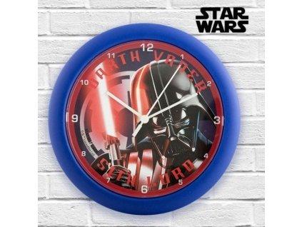 Star Wars Nástěnné hodiny Darth Vader