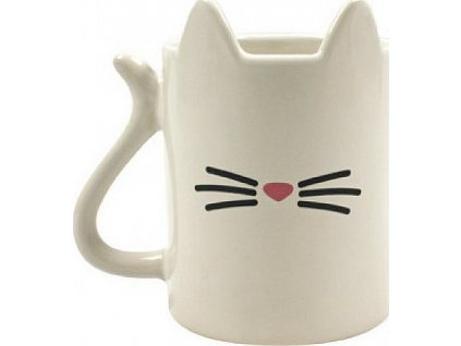 Zvířecí hrneček - kočka - kočka