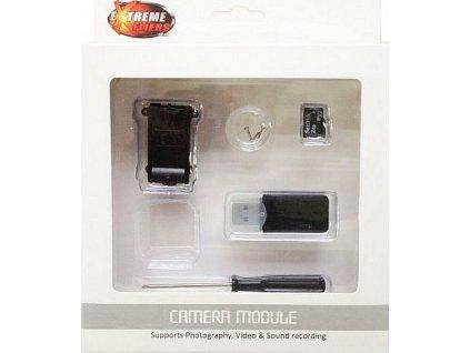 Mini kvadrokoptéra - přídavná kamera  + Dárek zdarma