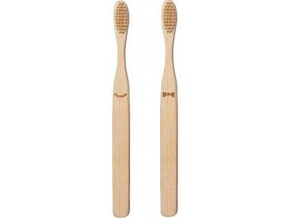 Bambusové kartáčky