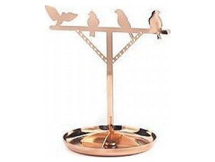 Stojánek na šperky - ptáčci