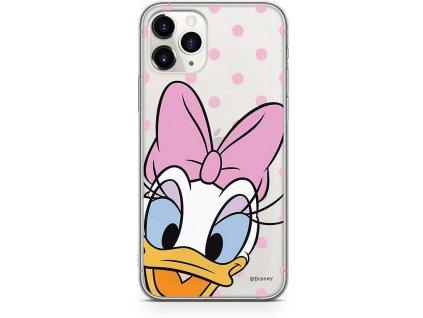 iPhone 11 Pro Max - Silikonový kryt Disney Daisy