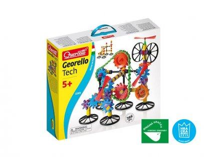 Quercetti Georello Gear Tech 266 ks 2389