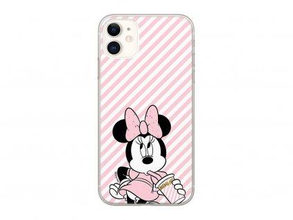 iPhone 11 Pro - Silikonový kryt Disney Minnie