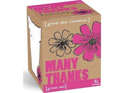 Grow me: Tisíceré díky!