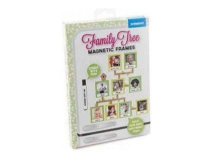Magnetický rodinný rodokmen