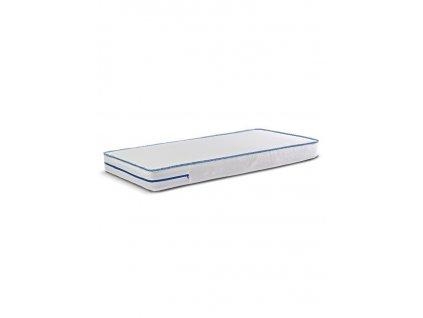 Matrace SENSILLO latex-molitan 120x60 cm - bílá