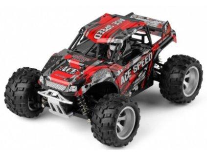 Monster Truck ACE SPEED 1:18, 4WD  + Dárek zdarma
