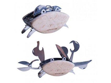 Multifunkční nářadí krab