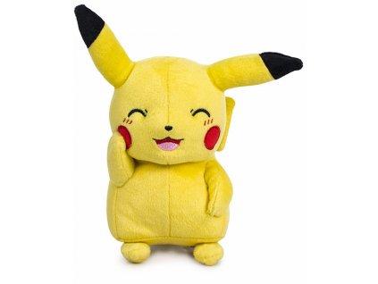 PLYŠ Pokémon Pikachu 26cm postavička stojící *PLYŠOVÉ HRAČKY*