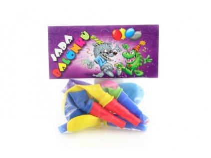 Balónky s píšťalkou