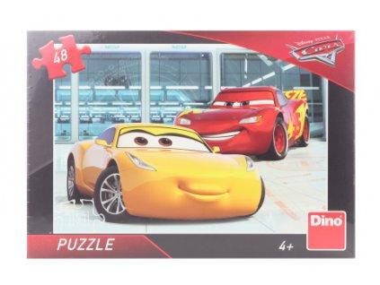 Puzzle Cars 3: příprava 48 dílků