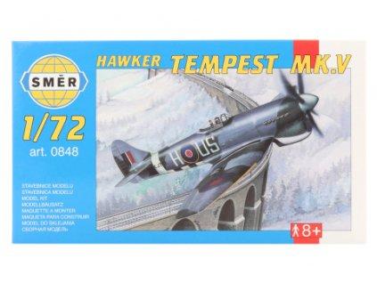 Hawker Tempest MK.V 1:72