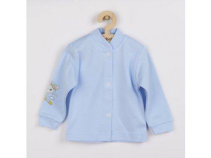 Kojenecký kabátek New Baby Teddy pilot