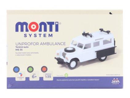 Monti System MS 35 - Unprofor Ambulance