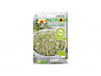 VOJTĚŠKA (ALFALFA) – BIO semínka na klíčení 20g