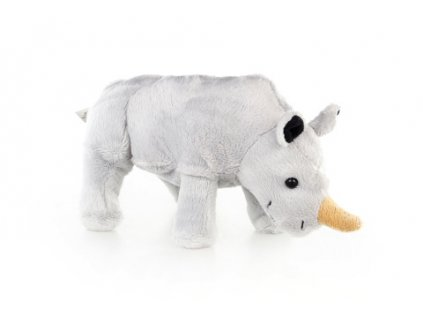 Plyš Nosorožec