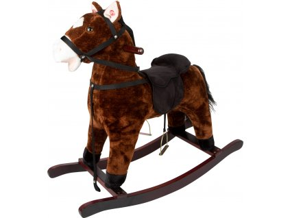 Small Foot Houpací kůň Karamel  + Dárek zdarma
