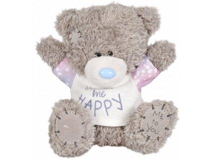 Medvídek - Šťastný
