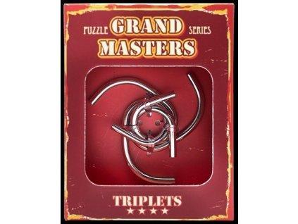 Hlavolam Grand Masters - Triplets 4/4