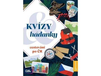 Kvízy a hádanky - Cestování po ČR
