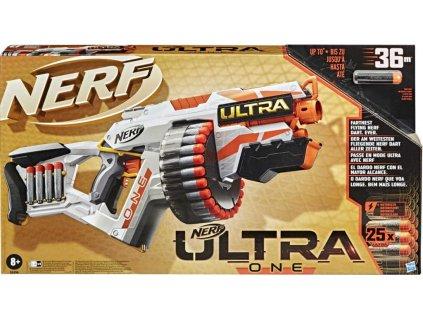 HASBRO NERF Ultra One set blaster + 25 šipek plast  + Nanopodložka, loupač, nebo desinfekce