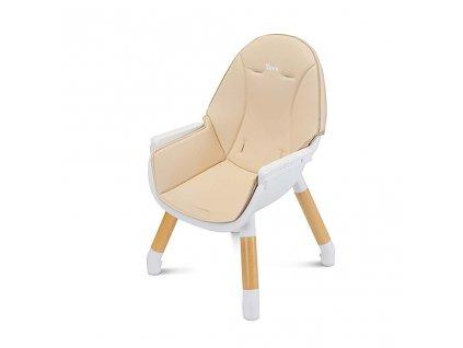 Jídelní židlička CARETERO TUVA  + Dárek zdarma