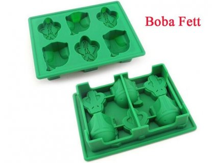 Forma na led Star Wars - Boba Fett