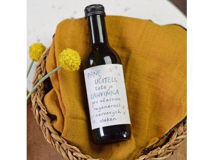 Dárkové víno - Včasná regenerace (Pro pana učitele)